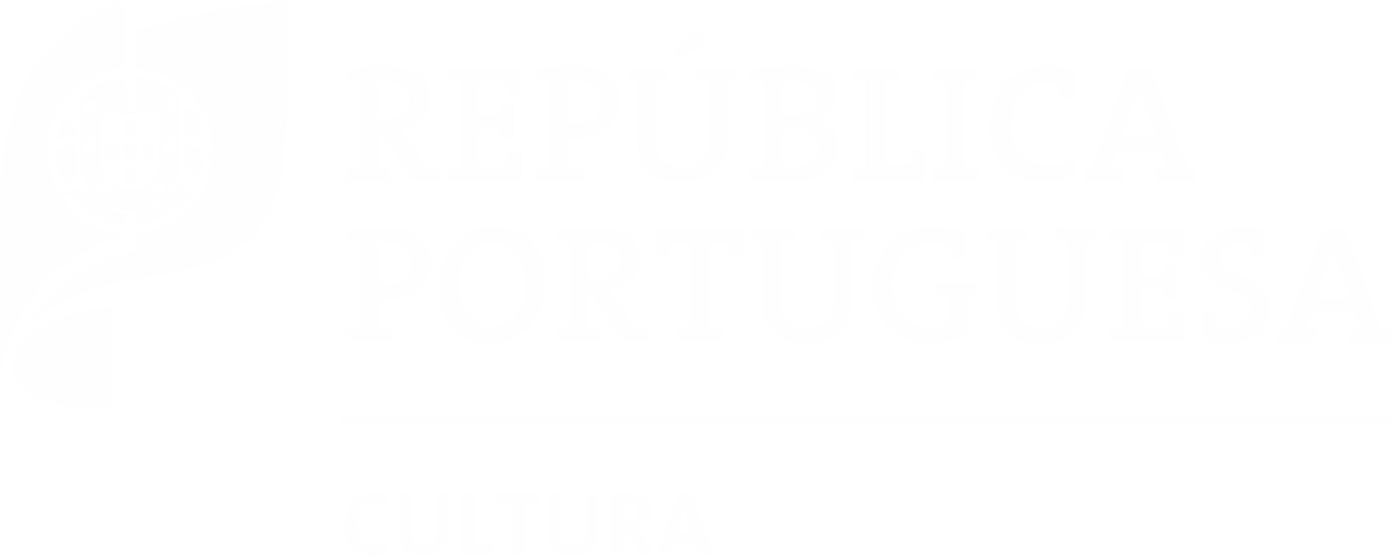 REPUBLICA PORTUGUESA CULTURA branco